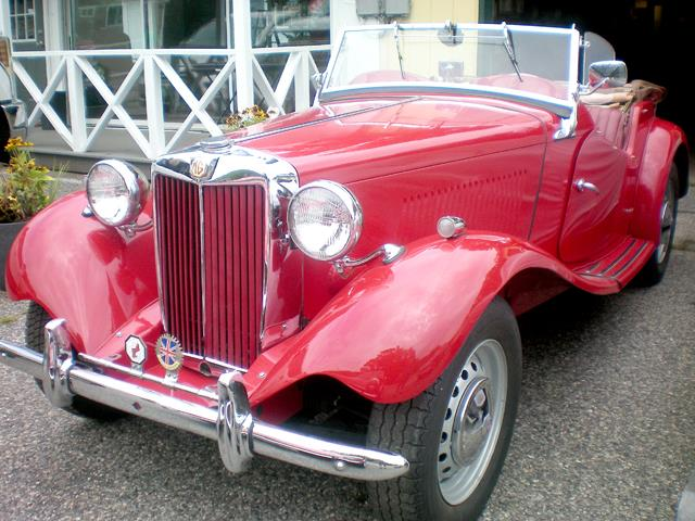 1953 MG TD (CC-1249322) for sale in Rye, New Hampshire
