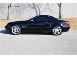 2003 Mercedes-Benz SL500 (CC-1249336) for sale in Omaha, Nebraska