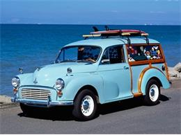 1967 Morris Minor Traveler Woodie (CC-1249349) for sale in Richmond, California