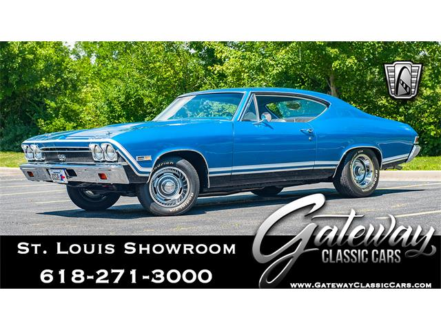 1968 Chevrolet Chevelle (CC-1240935) for sale in O'Fallon, Illinois
