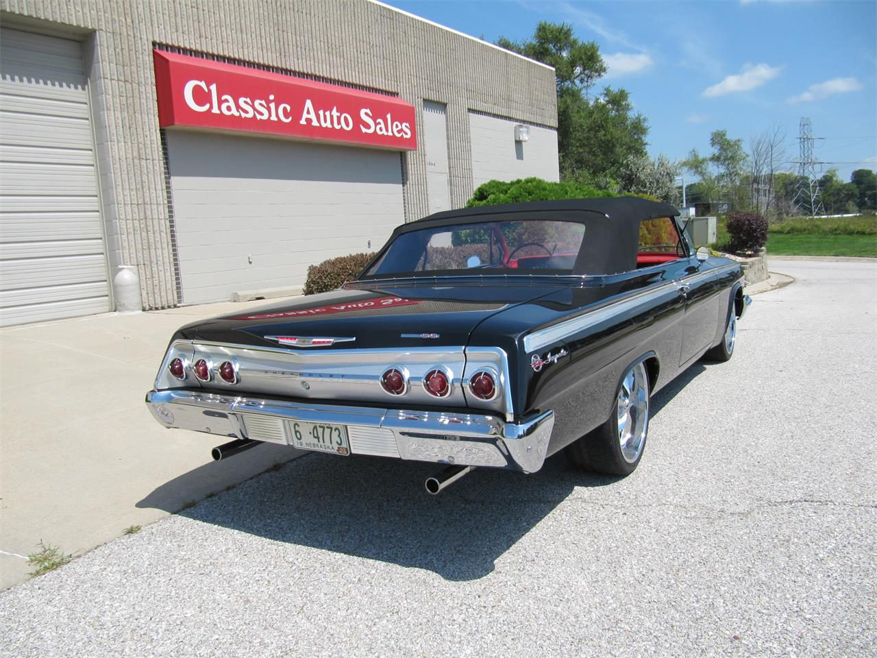 1962 Chevrolet Impala SS (CC-1249357) for sale in Omaha, Nebraska