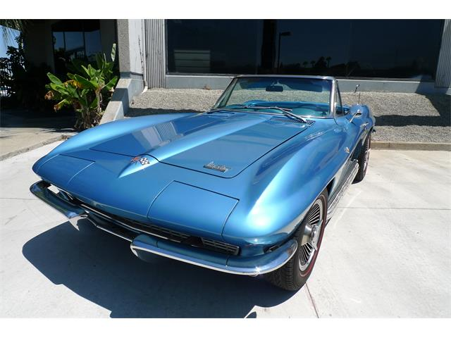 1966 Chevrolet Corvette (CC-1249363) for sale in Anaheim, California