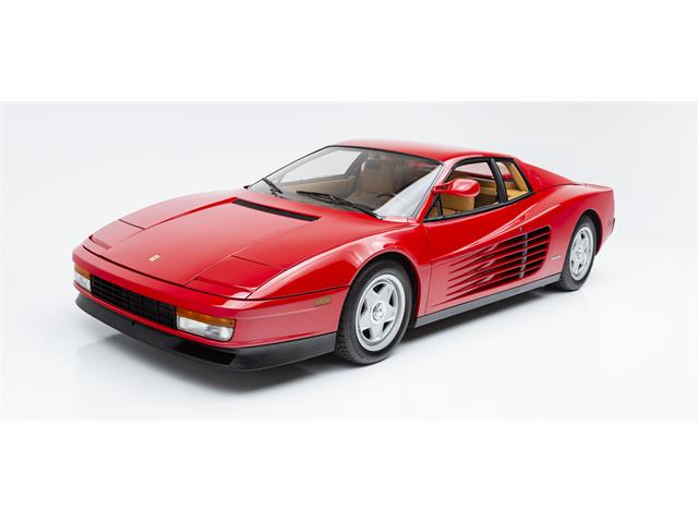 1986 Ferrari Testarossa (CC-1249371) for sale in Boise, Idaho