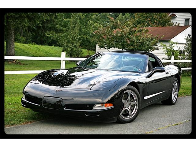 2003 Chevrolet Corvette (CC-1249381) for sale in Old Forge, Pennsylvania