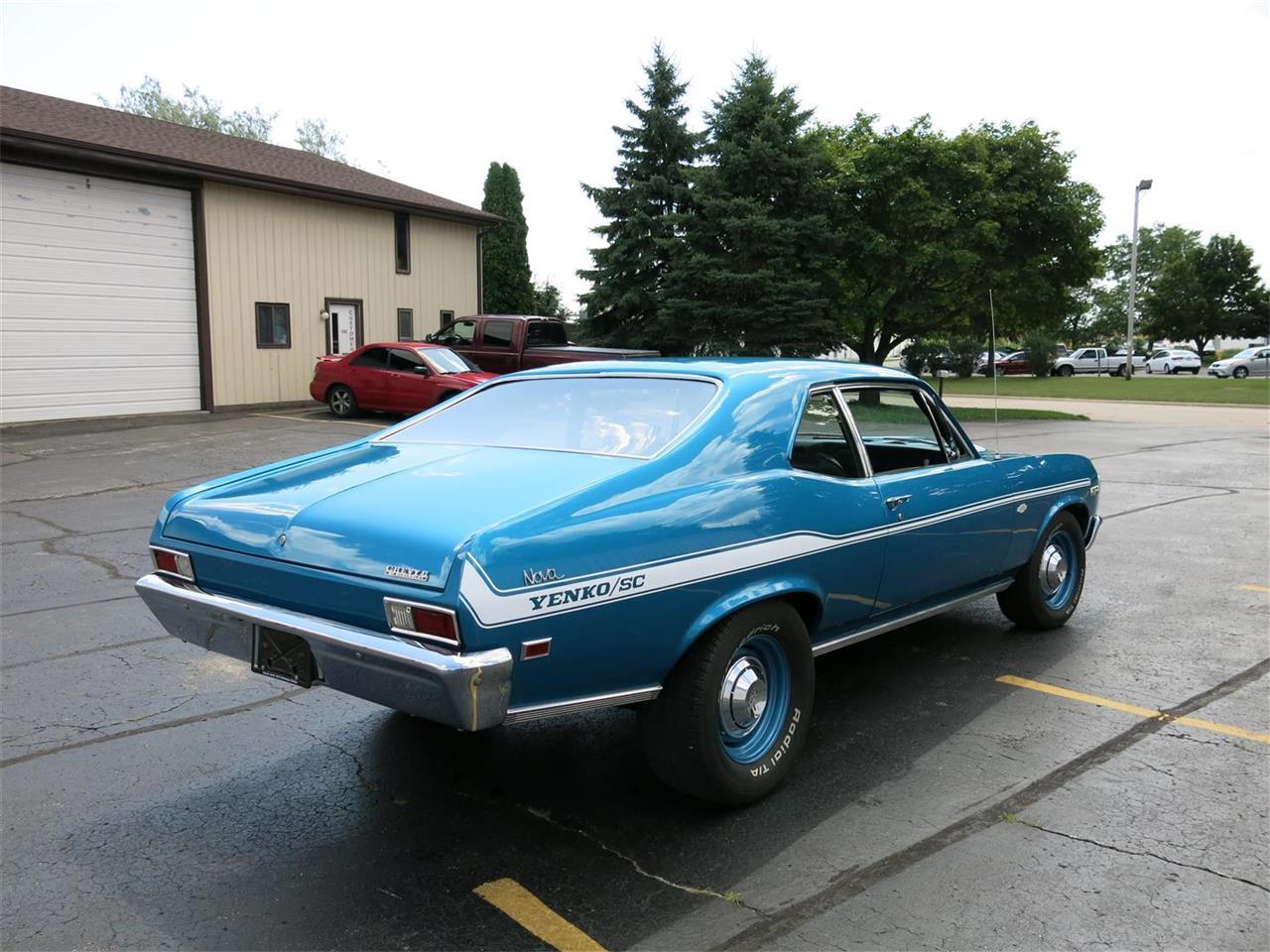1968 Chevrolet Nova (CC-1249383) for sale in Manitowoc, Wisconsin