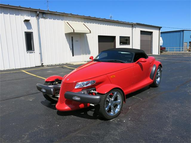 1999 Plymouth Prowler (CC-1249386) for sale in Manitowoc, Wisconsin