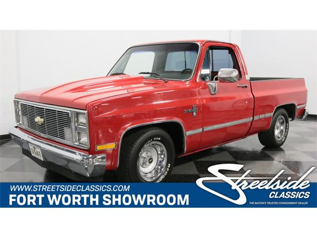 1986 Chevrolet C10 (CC-1249397) for sale in Ft Worth, Texas