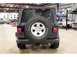 2005 Jeep Wrangler (CC-1249398) for sale in Kentwood, Michigan