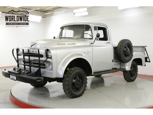 1957 Dodge Power Wagon (CC-1249430) for sale in Denver , Colorado