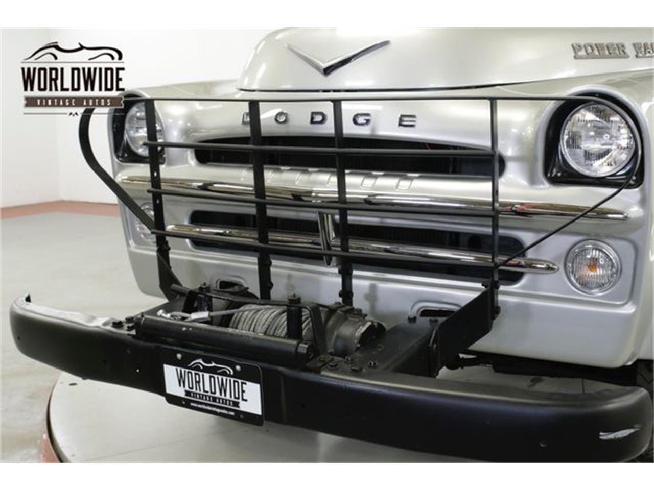 1957 Dodge Power Wagon (CC-1249430) for sale in Denver , Colorado