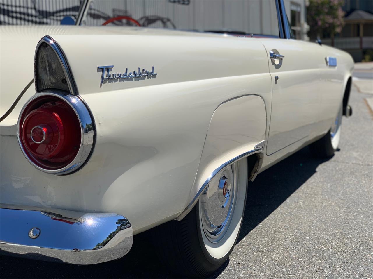 1955 Ford Thunderbird (CC-1249434) for sale in Fairfield, California