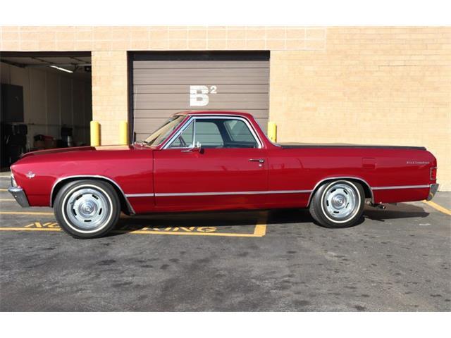 1967 Chevrolet El Camino (CC-1249437) for sale in Alsip, Illinois