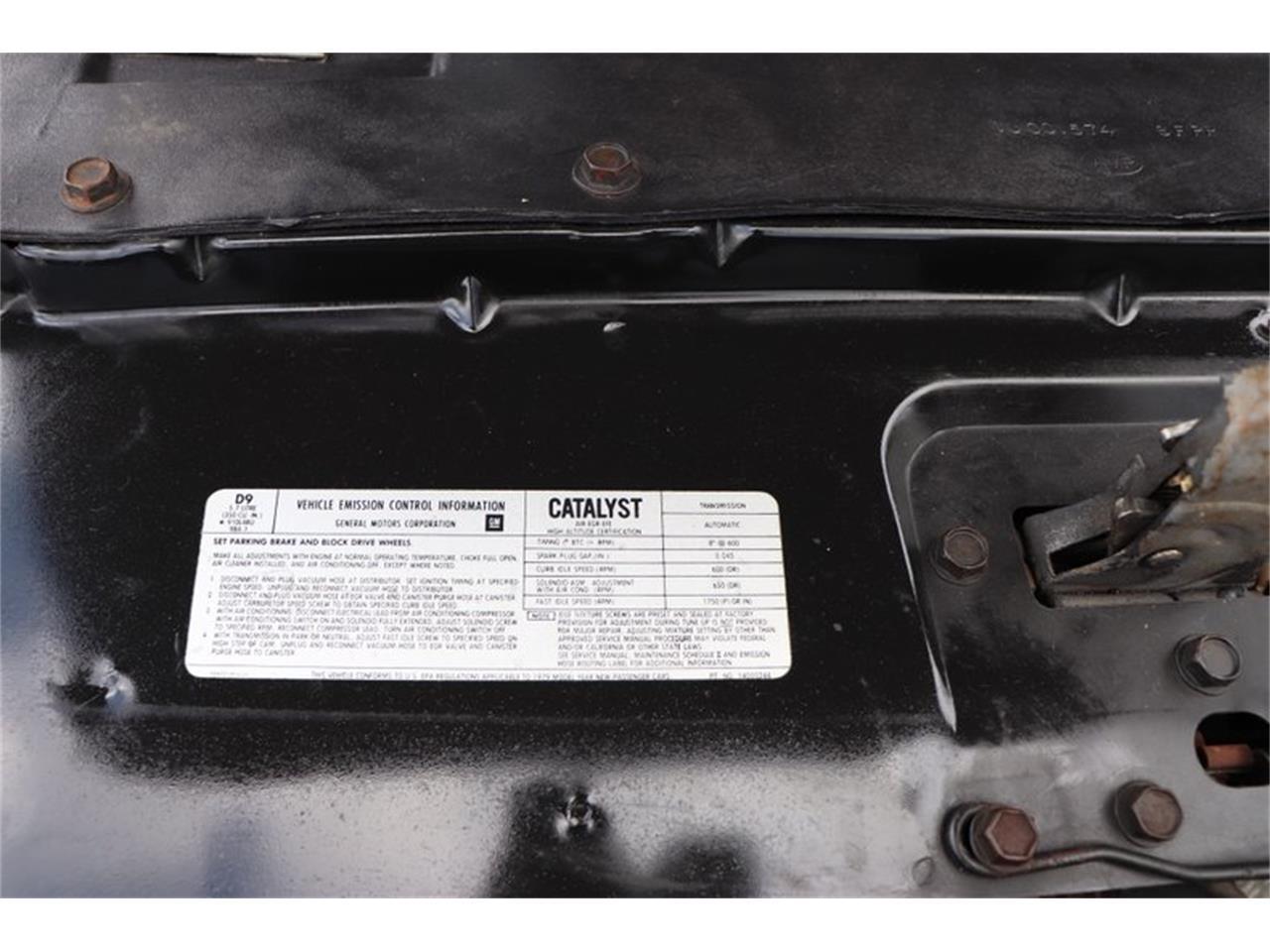 1979 Pontiac Firebird (CC-1249438) for sale in Alsip, Illinois