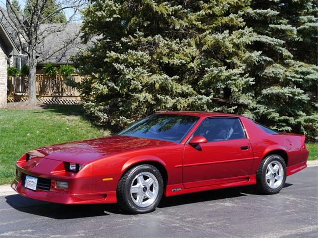 1991 Chevrolet Camaro (CC-1249446) for sale in Alsip, Illinois