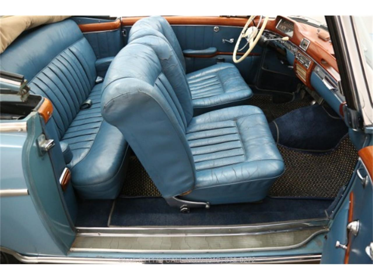1958 Mercedes-Benz 220SE (CC-1249447) for sale in Beverly Hills, California