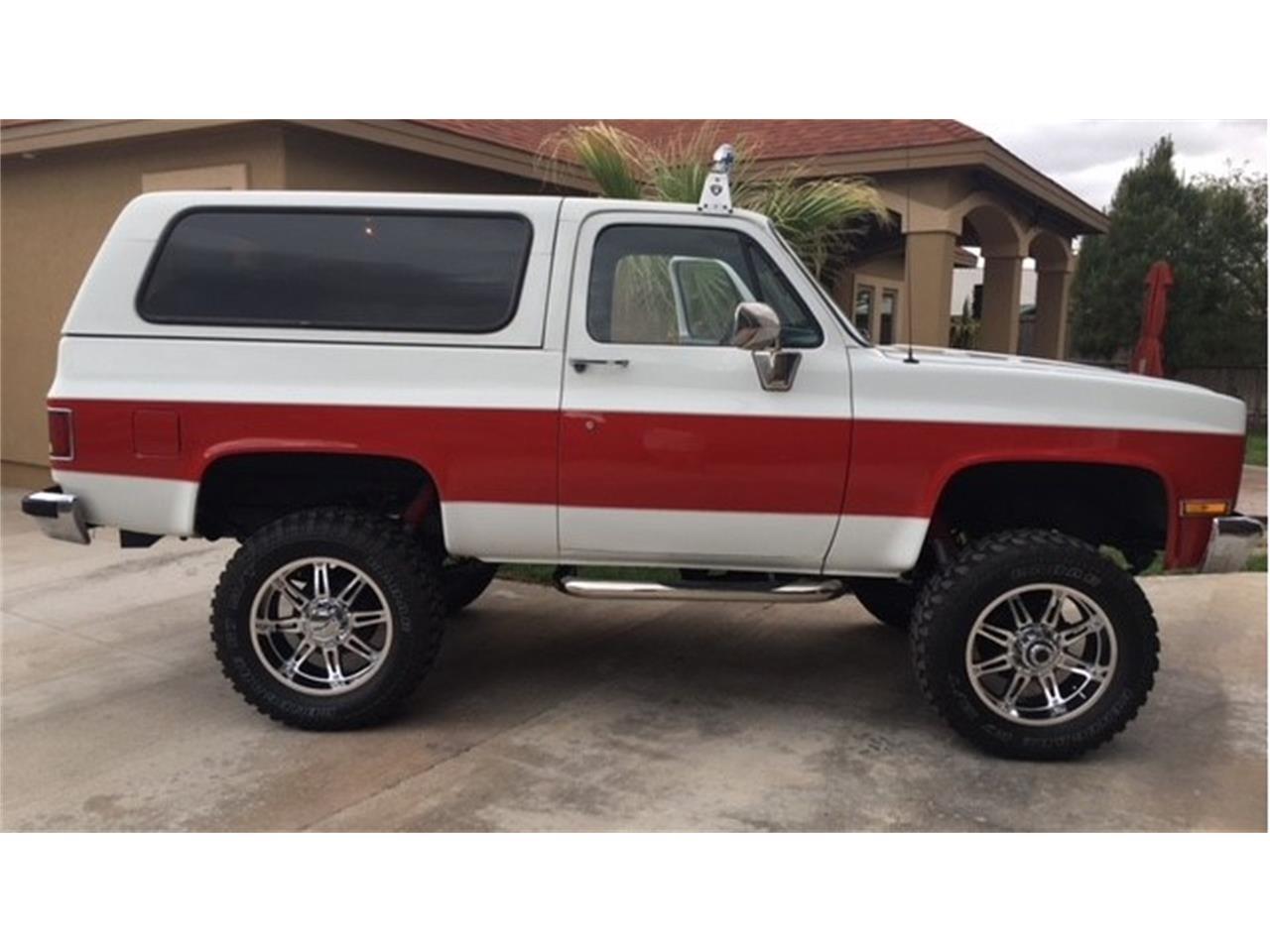 1989 Chevrolet Blazer (CC-1249451) for sale in Mundelein, Illinois
