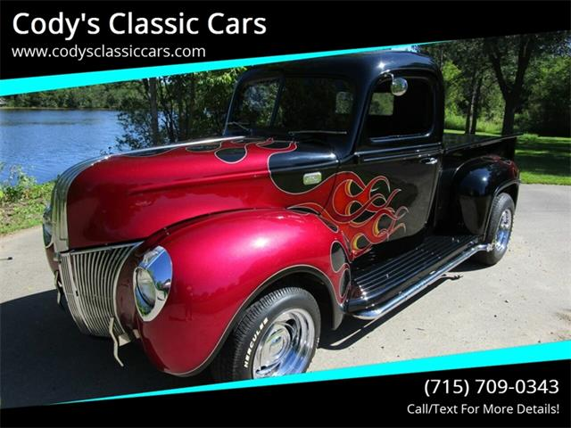 1941 Ford F100 (CC-1249527) for sale in Stanley, Wisconsin