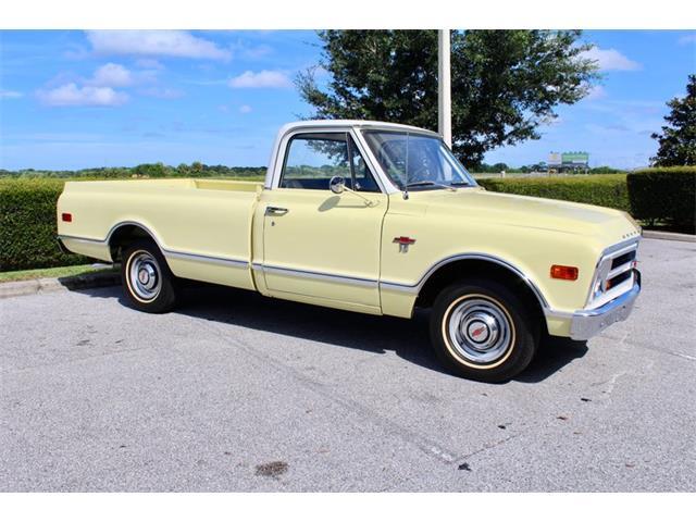 1968 Chevrolet C10 (CC-1249536) for sale in Sarasota, Florida