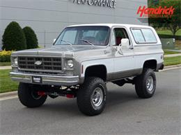 1978 Chevrolet Blazer (CC-1249548) for sale in Charlotte, North Carolina