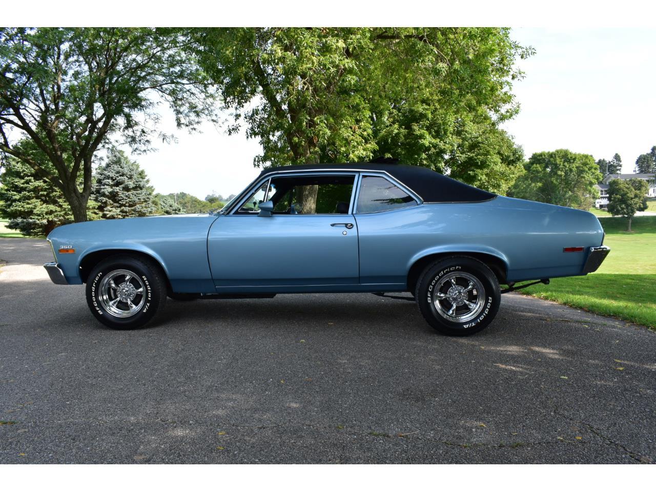 1972 Chevrolet Nova (CC-1249558) for sale in Greene, Iowa