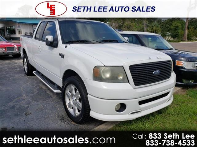 2007 Ford F150 (CC-1249566) for sale in Tavares, Florida