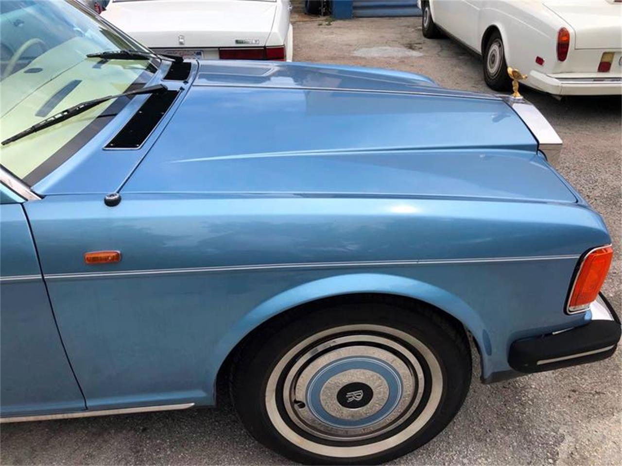 1985 Rolls-Royce Silver Spur (CC-1249586) for sale in Fort Lauderdale, Florida