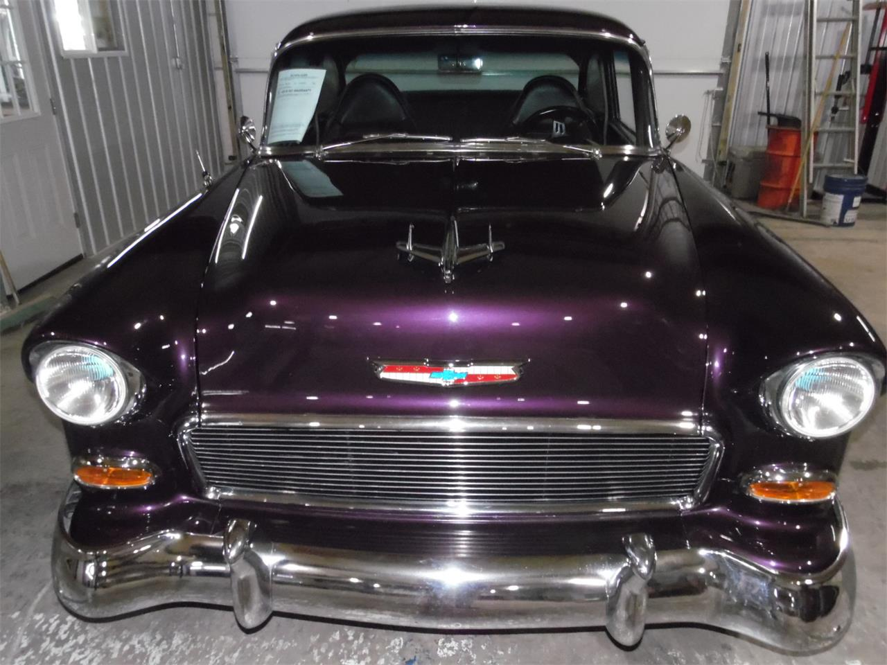 1955 Chevrolet Bel Air (CC-1249601) for sale in Paris , Kentucky
