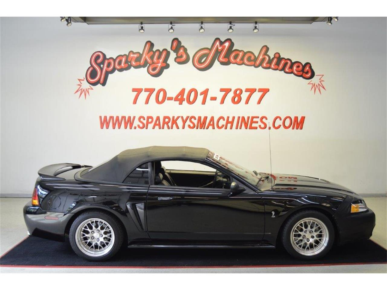 1999 Ford Mustang SVT Cobra (CC-1249627) for sale in Loganville, Georgia
