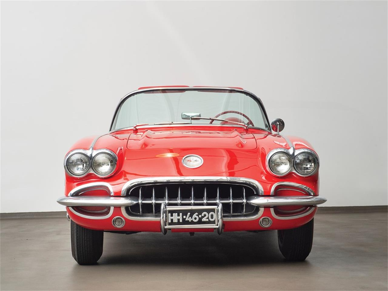1960 Chevrolet Corvette (CC-1249680) for sale in Monteira,