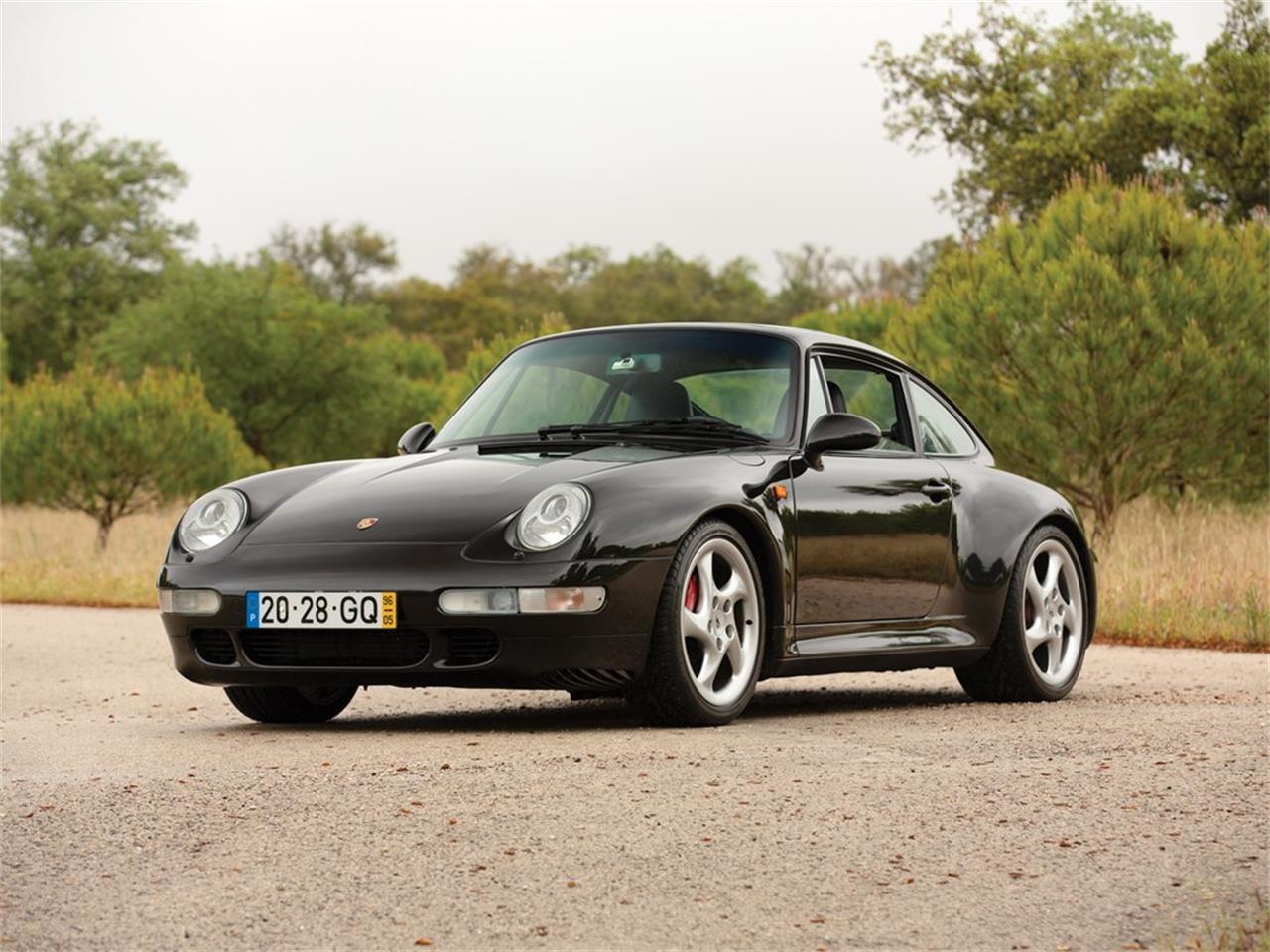 1996 Porsche 911 Carrera 4S (CC-1249700) for sale in Monteira,