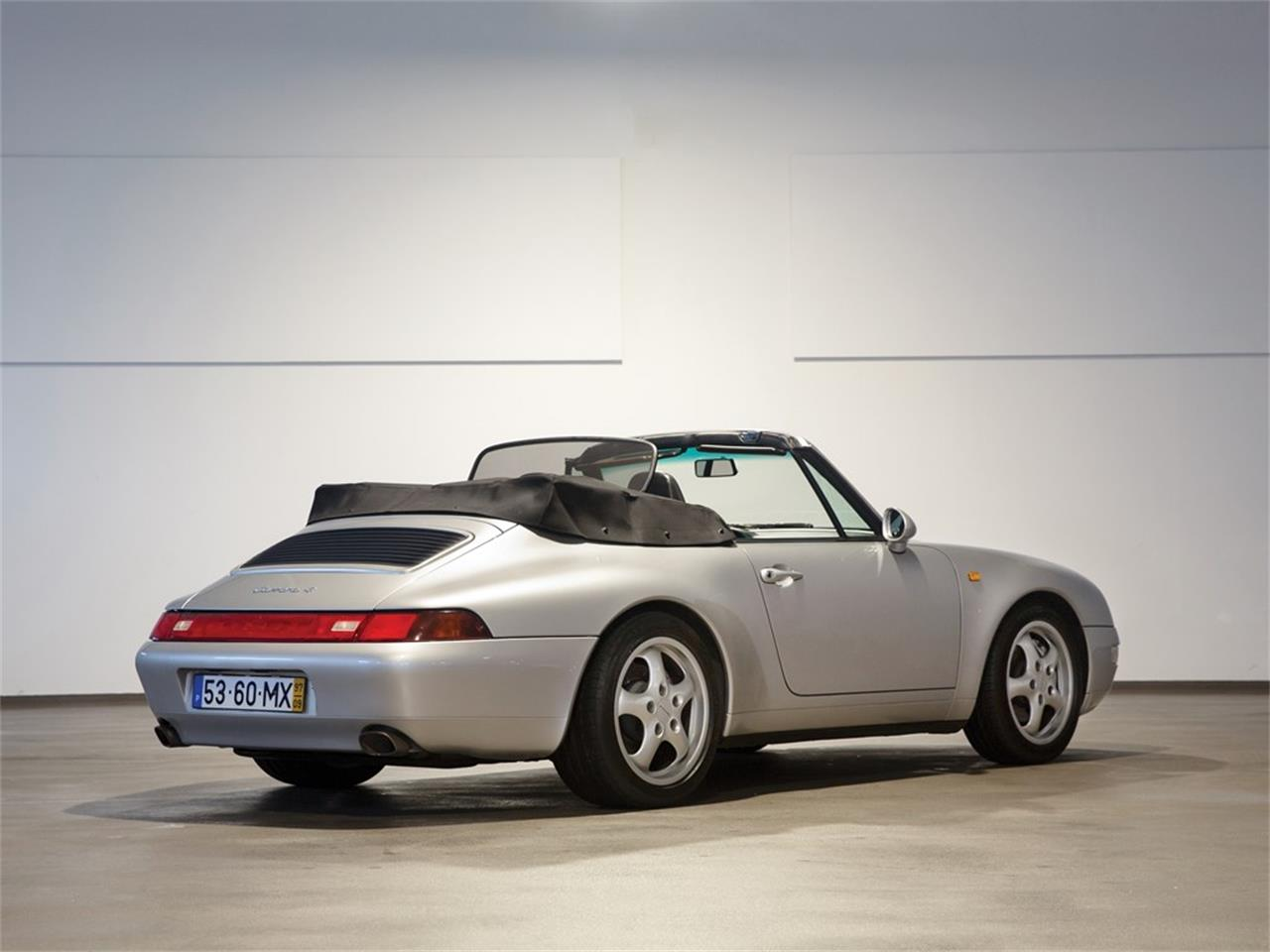 1998 Porsche 911 Carrera 4 Cabriolet (CC-1249702) for sale in Monteira,