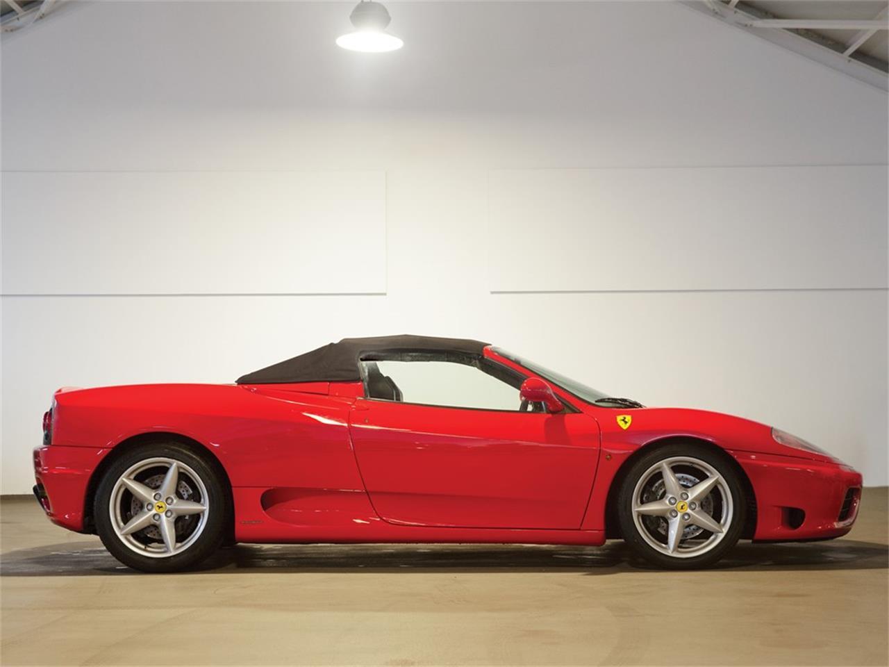 2003 Ferrari 360 Spider (CC-1249719) for sale in Monteira,