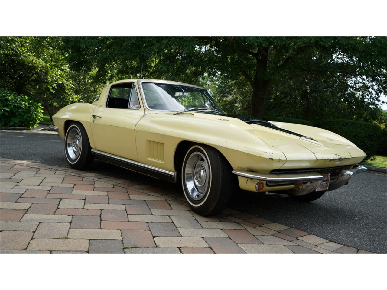 1967 Chevrolet Corvette Stingray (CC-1249783) for sale in Old Bethpage , New York