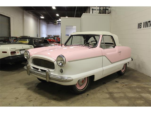 1960 Nash Metropolitan (CC-1249790) for sale in Cleveland, Ohio