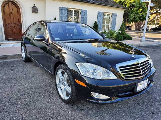 2008 Mercedes-Benz S550 (CC-1249793) for sale in Costa Mesa, California
