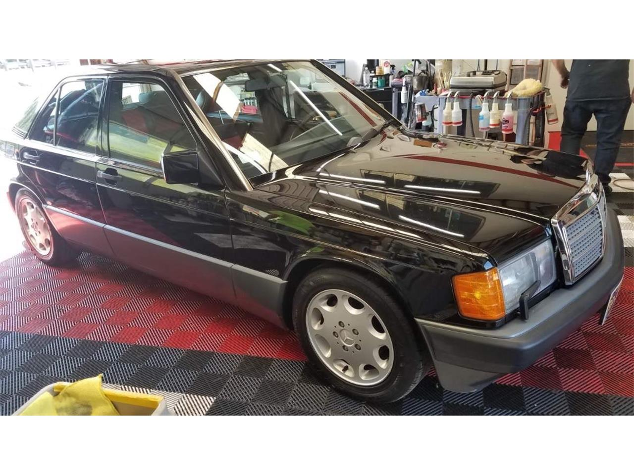 1993 Mercedes-Benz 190E 2 6 (CC-1249800) for sale in ASHLAND, Oregon