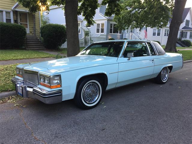 1980 Cadillac Coupe DeVille