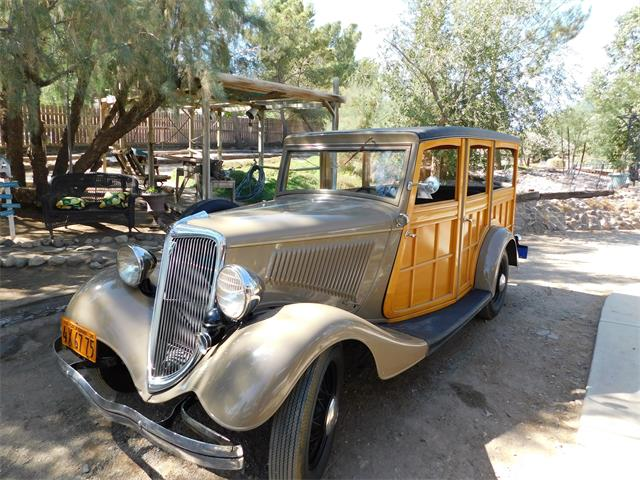 1934 Ford Woody Wagon (CC-1249822) for sale in Acton, California