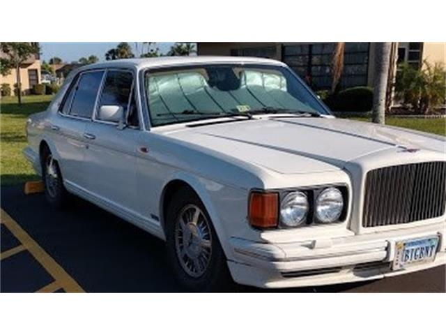 1992 Bentley Turbo R (CC-1249825) for sale in Apollo Beach, Florida