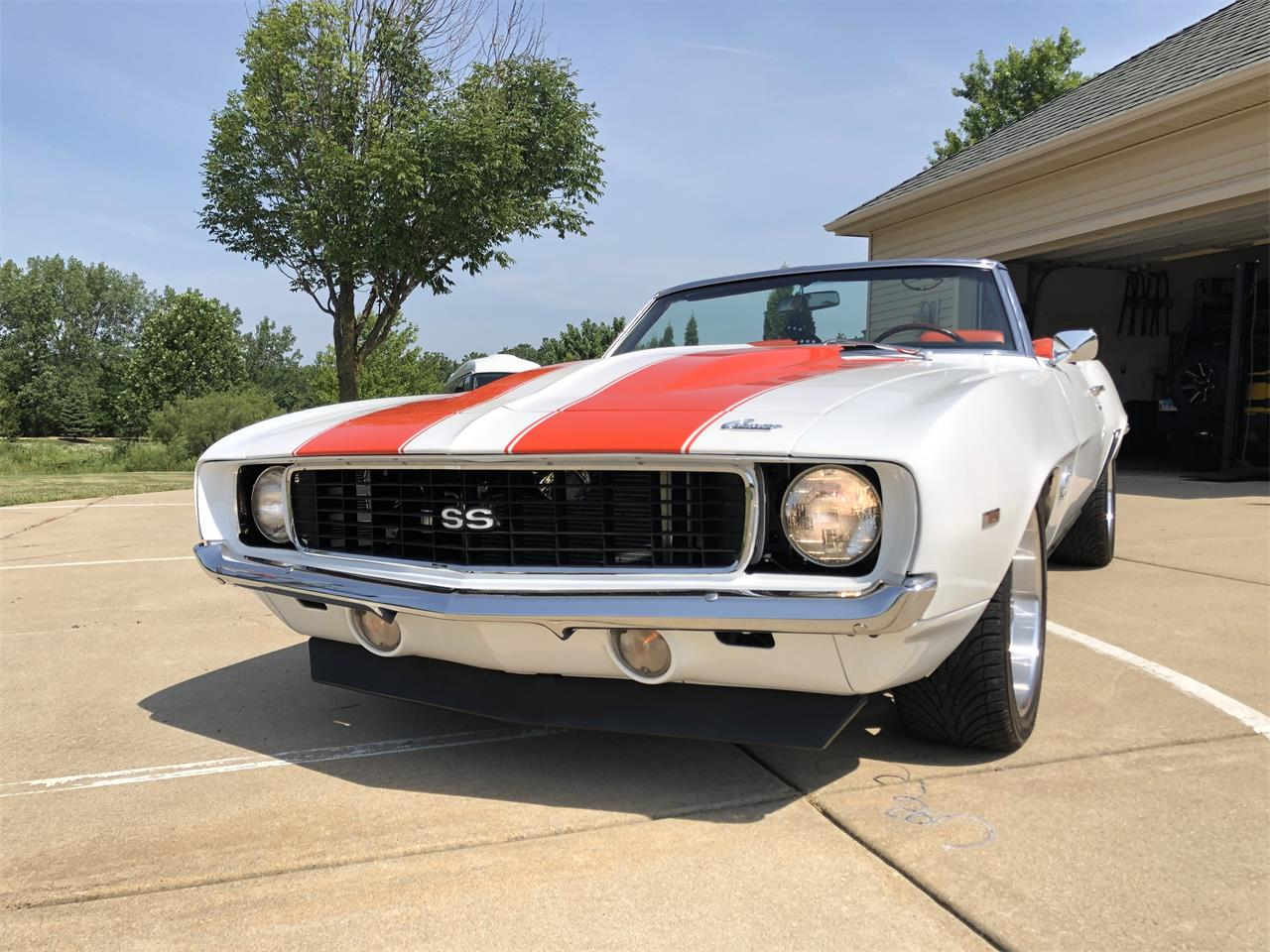 1969 Chevrolet Camaro RS/SS (CC-1249834) for sale in Mahomet, Illinois