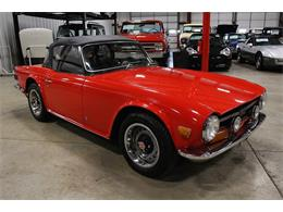1972 Triumph TR6 (CC-1249842) for sale in Kentwood, Michigan