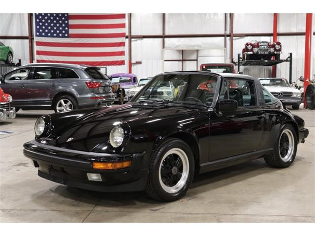 1984 Porsche 911 (CC-1249911) for sale in Kentwood, Michigan