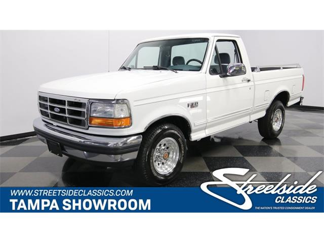 1992 Ford F150 (CC-1249917) for sale in Lutz, Florida