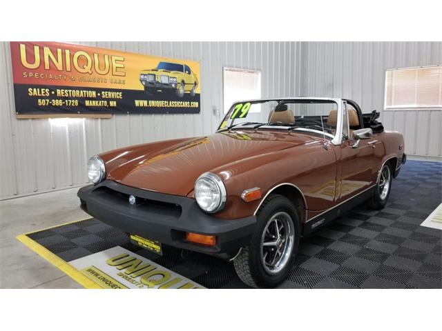 1979 MG Midget (CC-1249979) for sale in Mankato, Minnesota