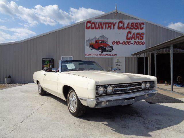 1969 Ford Galaxie 500 (CC-1251000) for sale in Staunton, Illinois
