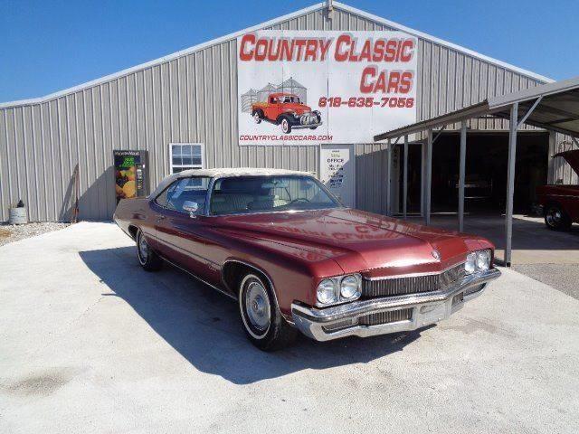1972 Buick Centurion (CC-1251001) for sale in Staunton, Illinois