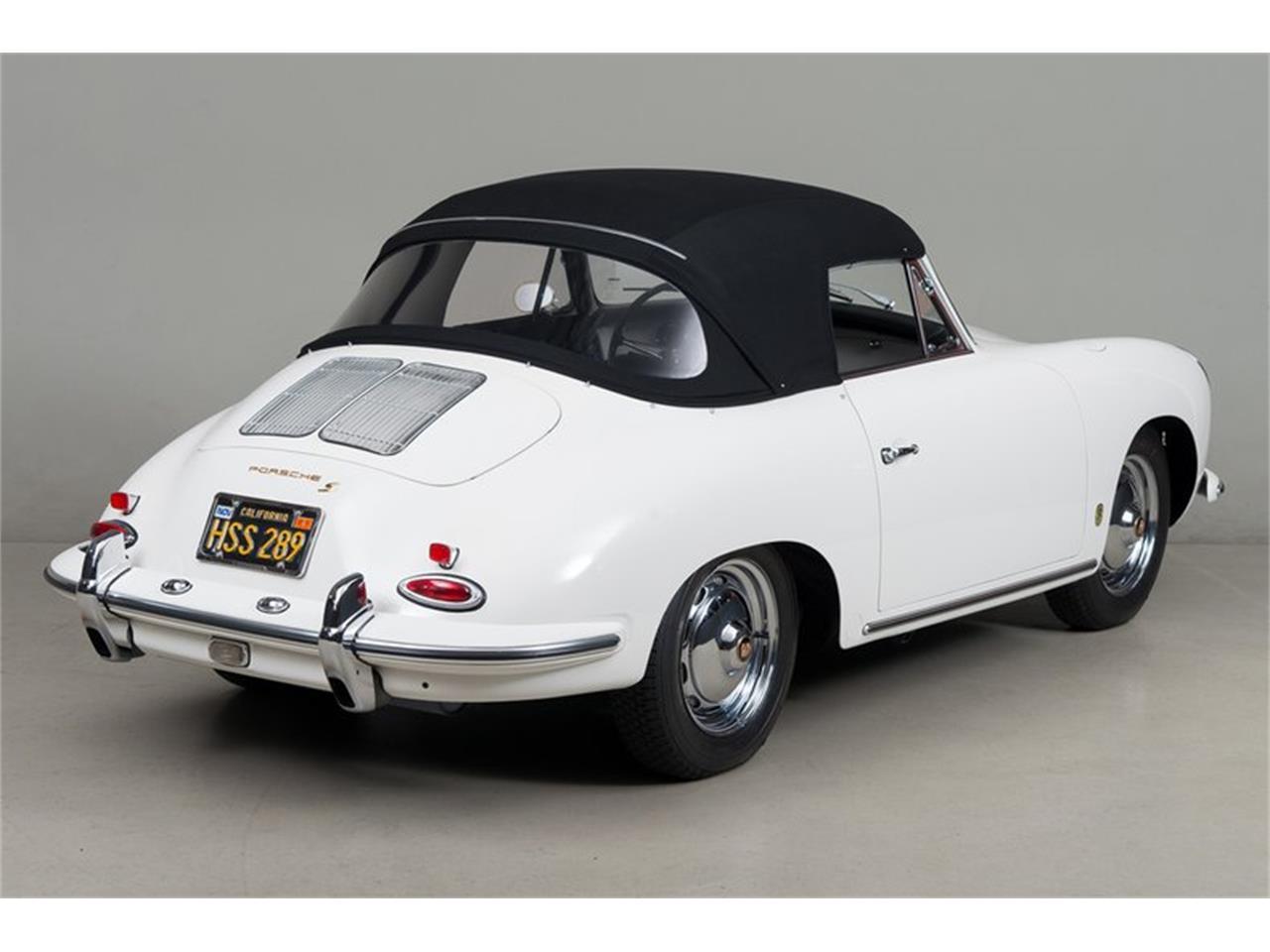 1963 Porsche 356 (CC-1251044) for sale in Scotts Valley, California