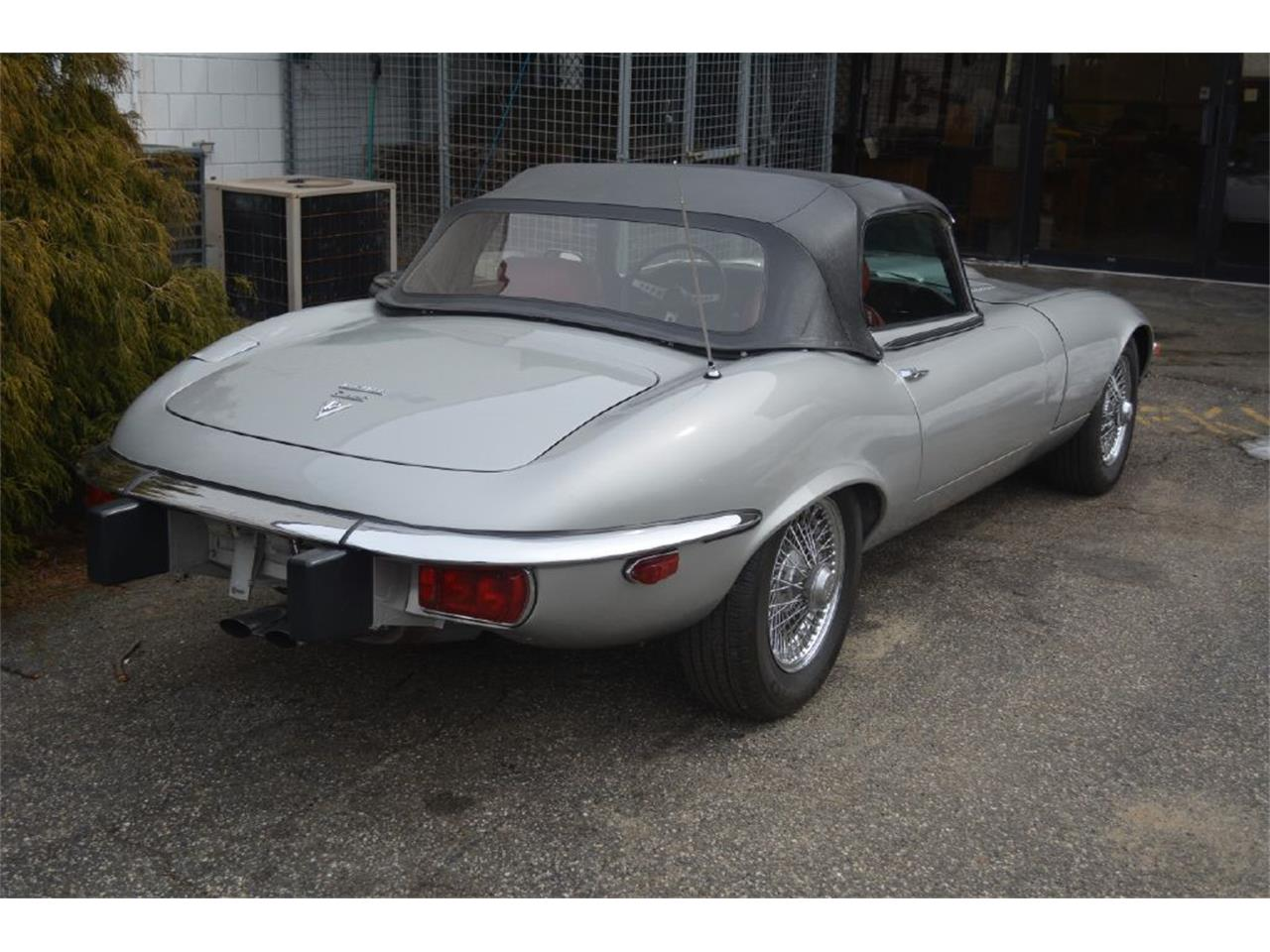 1974 Jaguar E-Type (CC-1250105) for sale in West Pittston, Pennsylvania