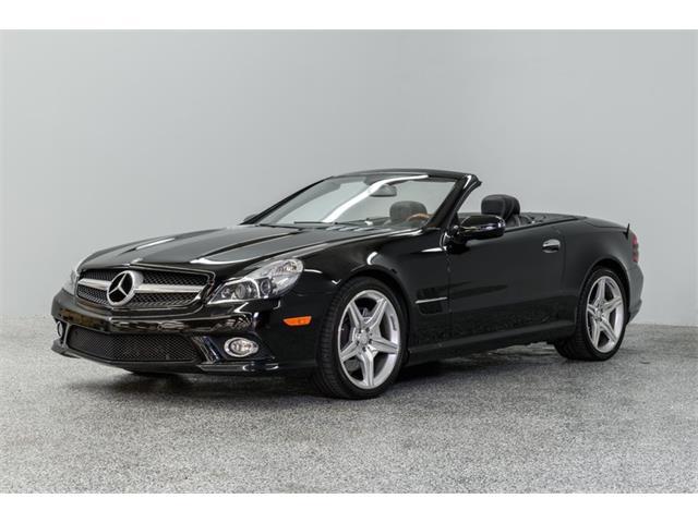 2011 Mercedes-Benz SL550 (CC-1251071) for sale in Concord, North Carolina