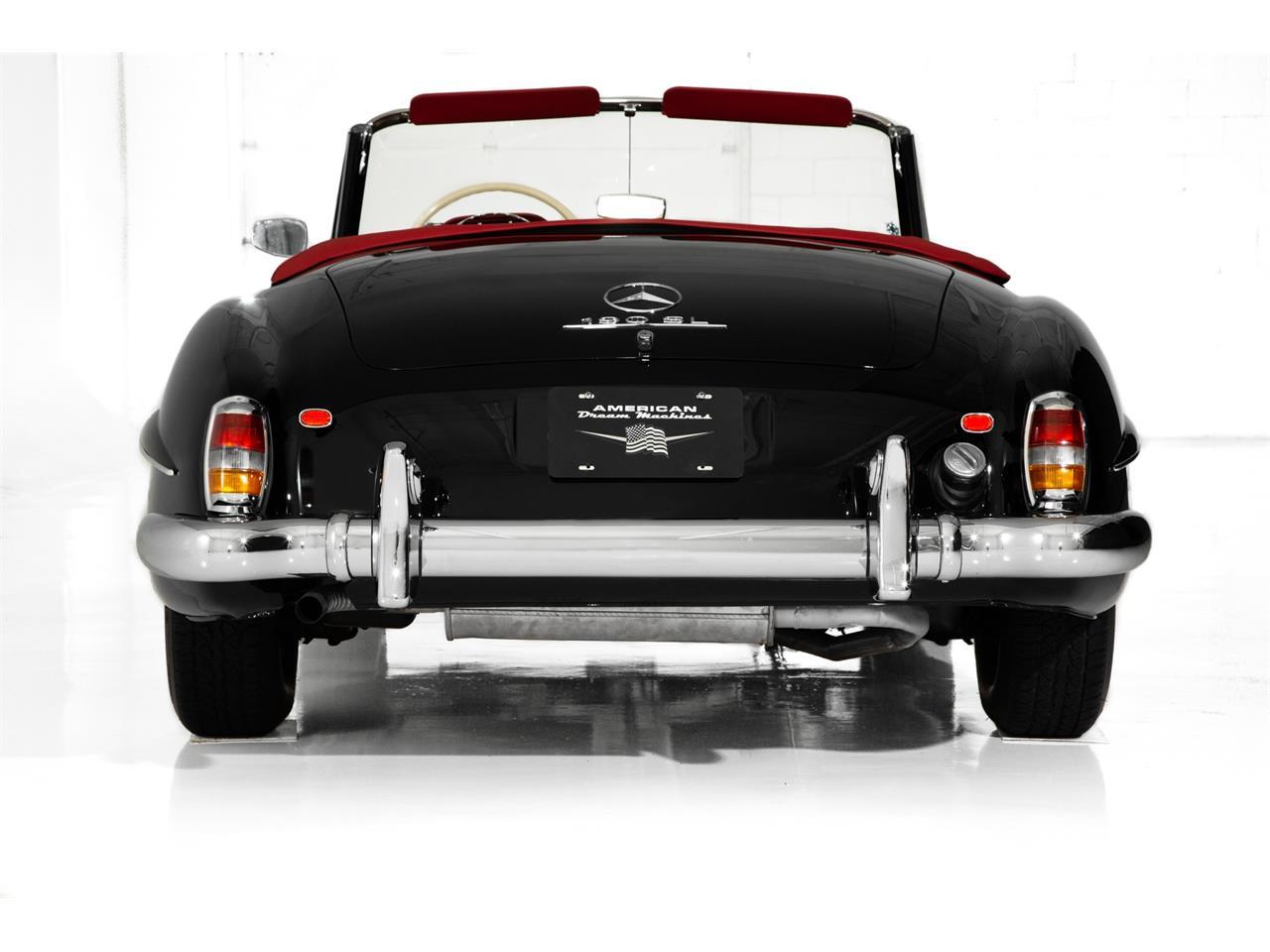 1961 mercedes benz 190sl for sale classiccars com cc 1251073 1961 mercedes benz 190sl for sale